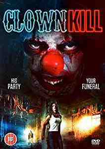 Clown Kill DVD