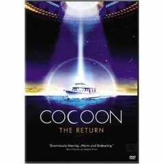 Cocoon : The Return DVD cover