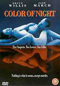 Color Of Night DVD