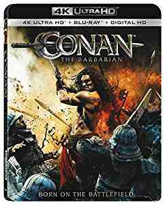 Conan 4K Ultra HD Blu-ray
