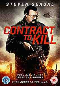 Contract to Kill DVD