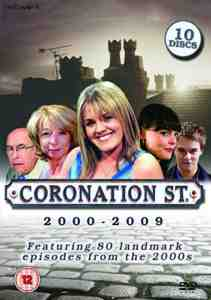 Coronation Street - The Best of 2000-2009 DVD