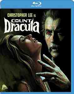 Count Dracula Blu ray DVD Christopher