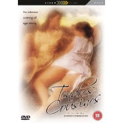 Tender Cousins VHS cover