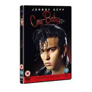 Cry Baby Directors Edition DVD