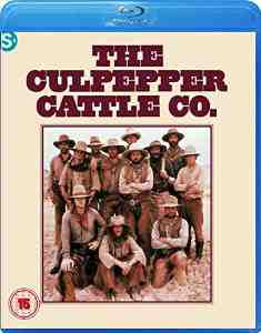 Culpepper Cattle Company Blu ray