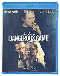 Dangerous Game Blu ray Harvey Keitel