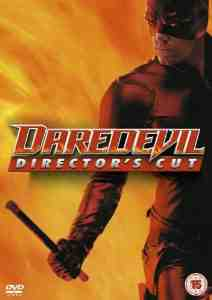 Daredevil Directors Cut DVD Affleck
