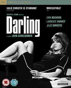 Darling Blu ray Julie Christie