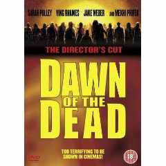 Dawn Dead Directors Cut DVD