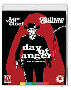 Day Of Anger Blu-ray