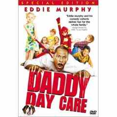 Daddy Day Care DVD cover