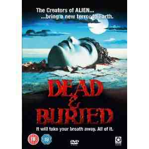Dead Buried DVD James Farentino
