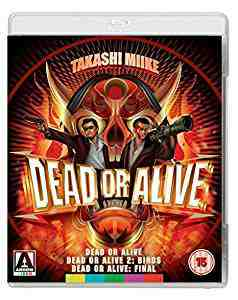 Dead or Alive Trilogy Blu-ray