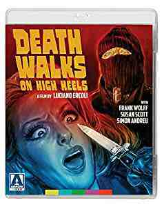 Death Walks on High Heels Blu-ray