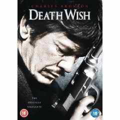 Death Wish DVD Charles Bronson