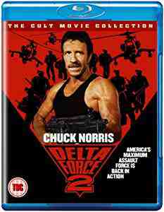 Delta Force Columbian Connection Blu ray