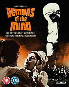 Demons Of The Mind Blu-ray
