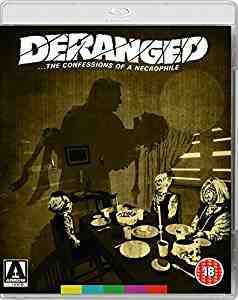 Deranged Blu-ray