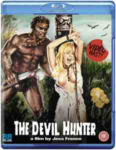 Devil Hunter Blu-ray