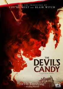 Devil's Candy DVD