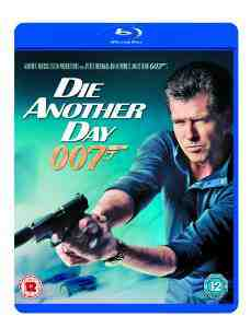 Die Another Blu ray Pierce Brosnan
