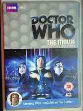 Doctor Movie Special Double McGann
