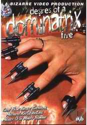 Desires of Dominatrix 5 DVD cover