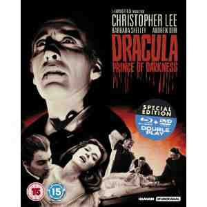 Dracula Prince Darkness Blu ray Double