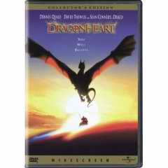 Dragon Heart DVD cover
