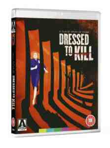 Dressed Kill Blu ray Michael Caine