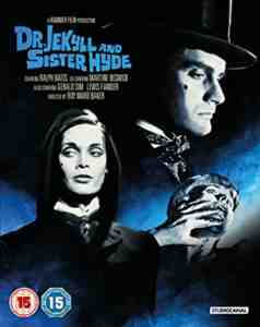 Dr. Jekyll And Sister Hyde Blu-ray