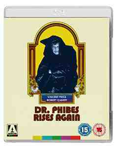 Dr Phibes Rises Again Blu ray
