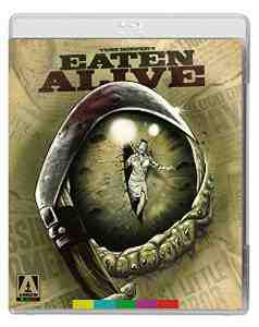 Eaten Alive Dual Format Blu ray