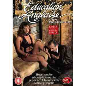 Education Anglaise DVD Brigitte Lahaie
