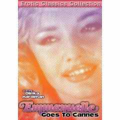Emmanuelle Goes to Cannes DVD