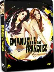 Emanuelle and Francoise DVD
