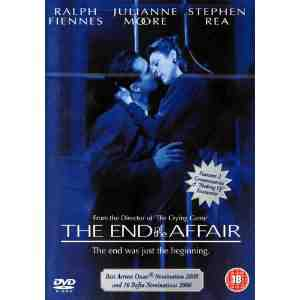 End Affair DVD Julianne Moore