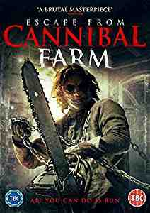 Escape From Cannibal Farm DVD