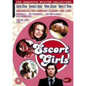 Escort Girls DVD David Dixon