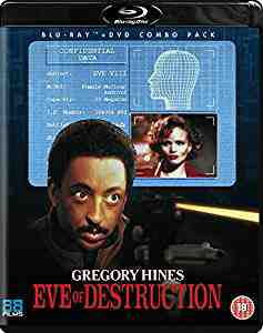 Eve Of Destruction Blu-ray