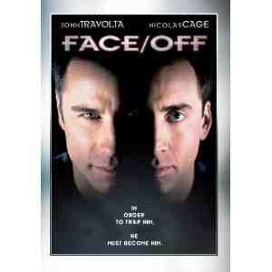 Face Off DVD Region NTSC