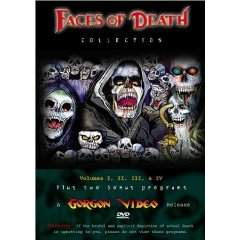 Faces of Death Collection DVD