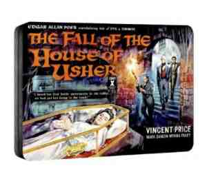 Fall House Usher SteelBook Blu ray