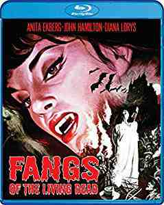 Fangs Of The Living Dead Blu-ray