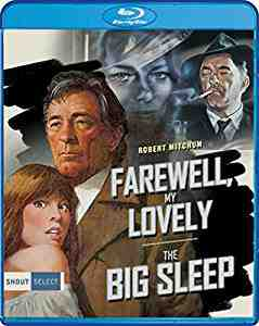 Farewell, My Lovely / The Big Sleep Blu-ray