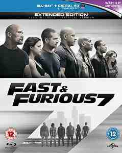 Fast Furious Blu ray Region Free