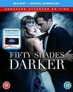Fifty Shades Darker Unmasked Edition BD + Digital Copy Blu-ray