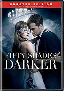 Fifty Shades Darker - Unrated Edition DVD