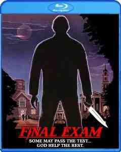 Final Exam Blu ray John Fallon